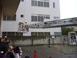 田園調布消防署訪問 2019 大田区リトミックサークル リトミっこ