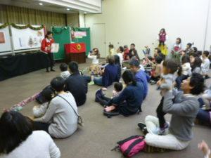 大田区 リトミックサークル リトミっこ クリスマスコンサート